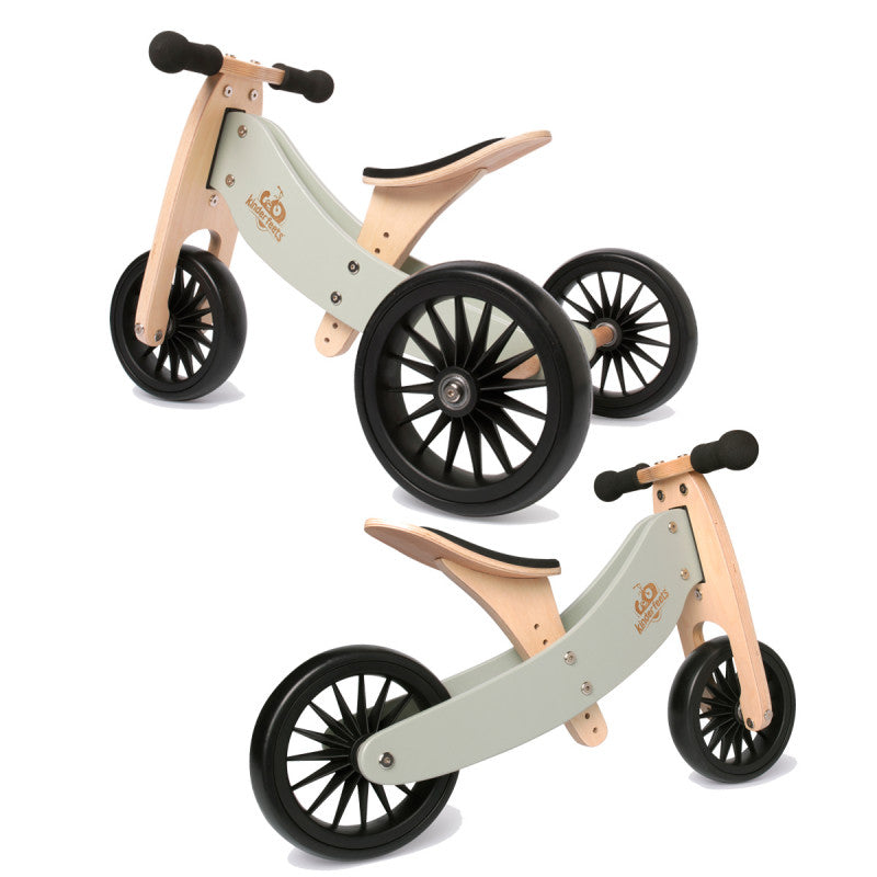 Kinderfeets Plus Silver Sage Trike/Balance bike (18mths plus)
