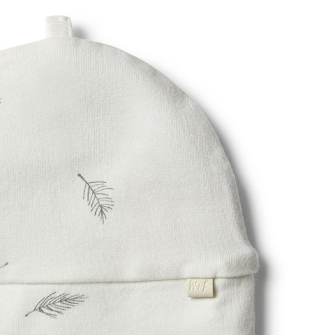 Organic Float Away beanie hat