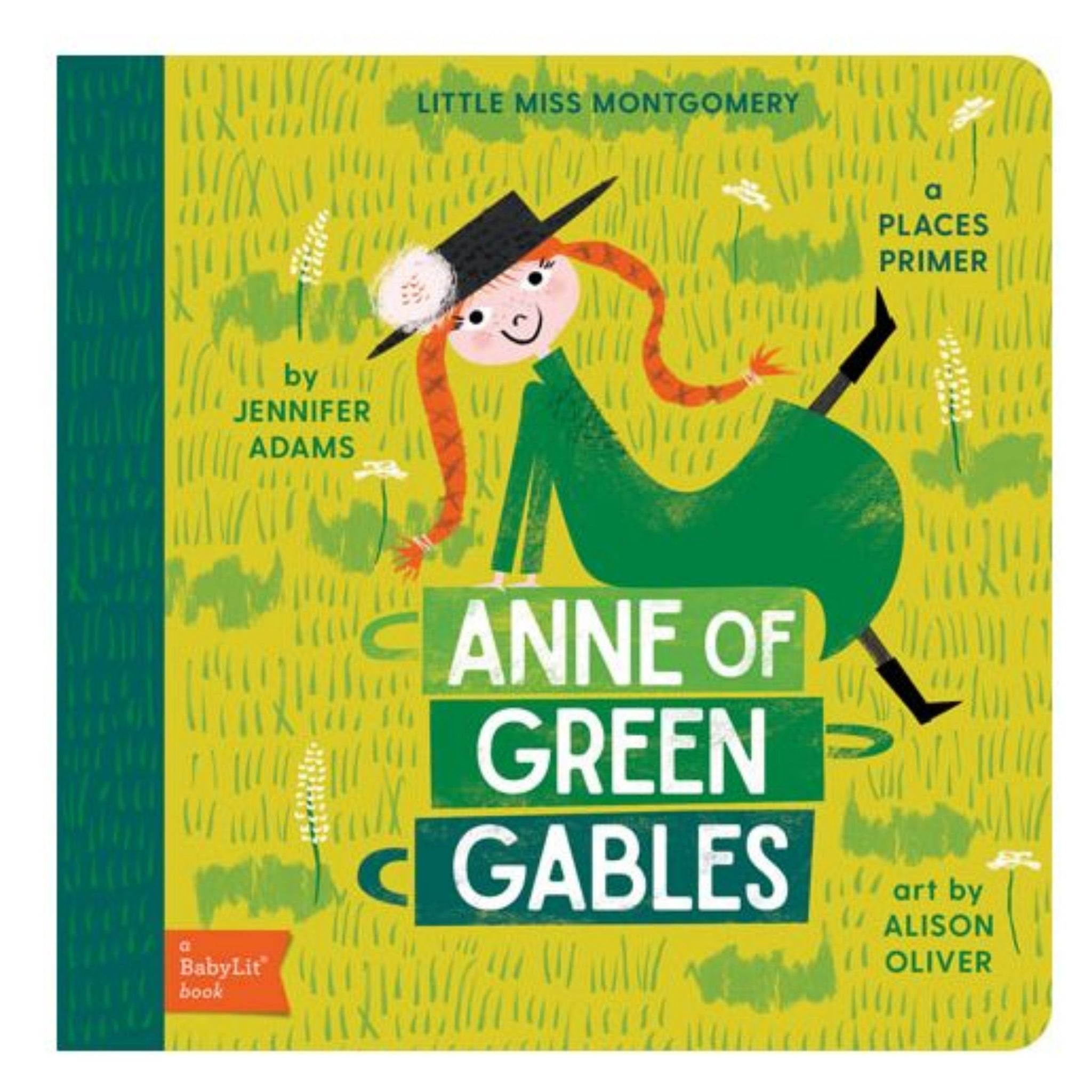 Anne of Green Gables baby board book