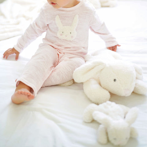 Baby Bunny Snuggly Toy - Small