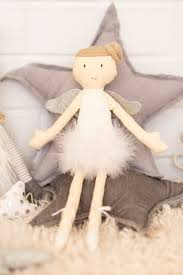 Flutterby the Fairy Heirloom Doll