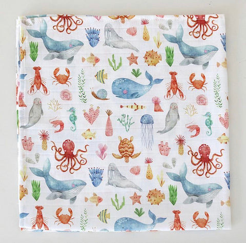 Sealife Swaddle