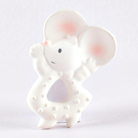 Natural Rubber Meiya the Mouse Teether