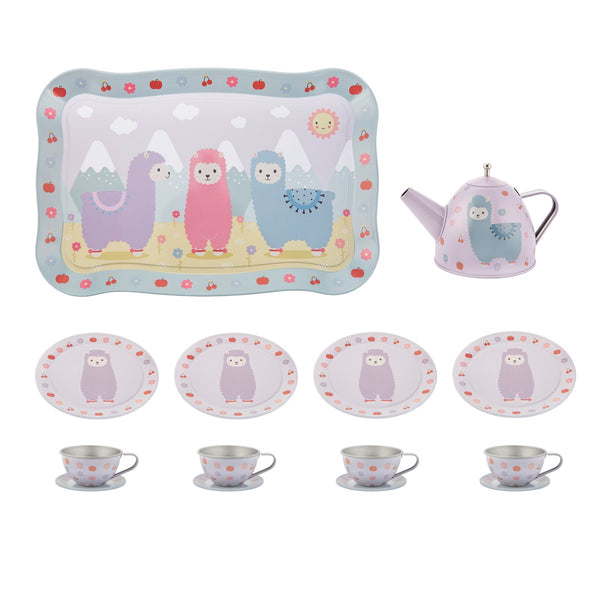 Little Llama Play Tea Set