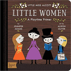 Little Women baby board book