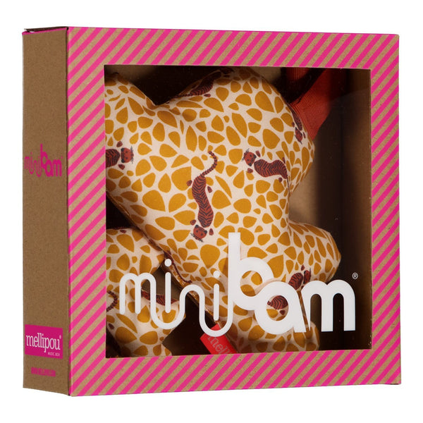 Minibam Cloud music box (mustard) - I just called to say I love you