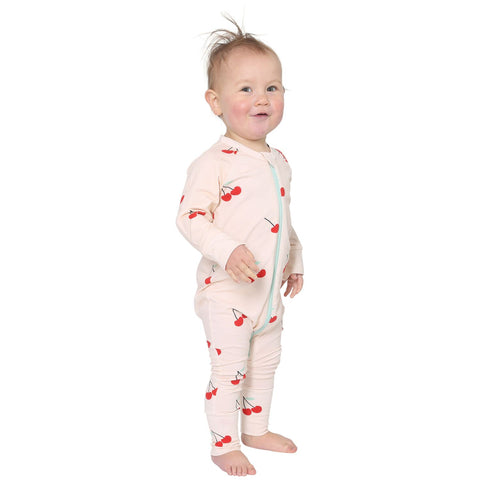 Mon Cherie Organic Cotton Zipsuit