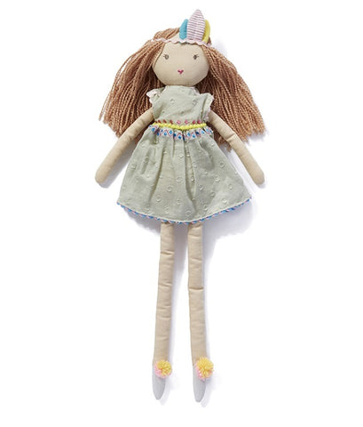 Miss Summer - heirloom doll
