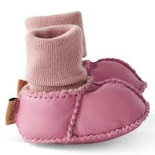 Kip&Co Pinkie Baby Bootie
