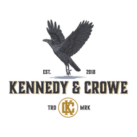 Kennedy and Crowe Logo - Stylish Bamboo Socks. Established 2018.