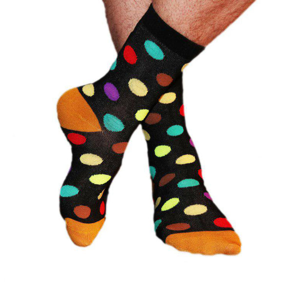 The Executive Sock The Lucky Sunday Sock by Kennedy and Crowe - Stylish, Sustainable Bamboo Fiber Socks - Highly Absorbent, Super Soft, Moisture Wicking, Temperature Regulating