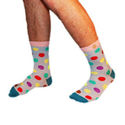 The Lucky Sunday Sock by Kennedy and Crowe - Stylish, Sustainable Bamboo Fiber Socks - Highly Absorbent, Super Soft, Moisture Wicking, Temperature Regulating