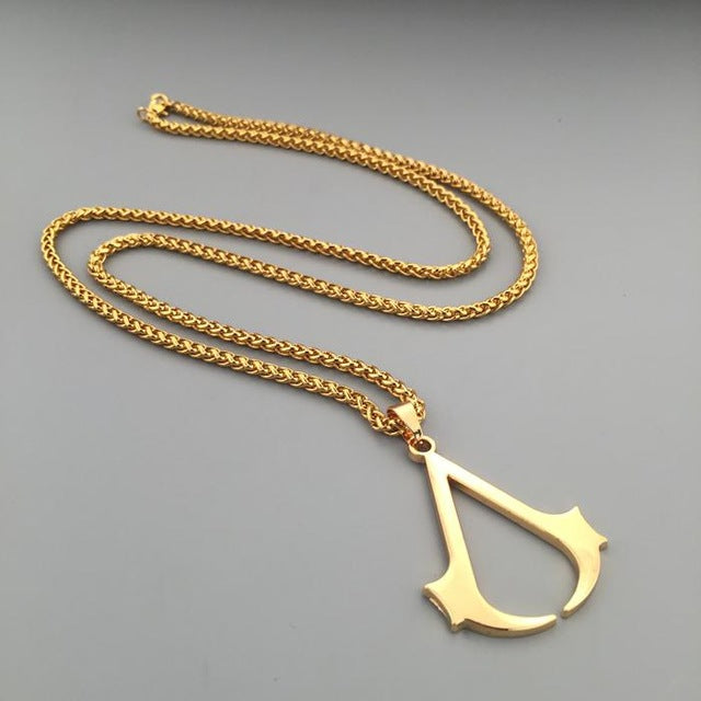 2017 , 18 k Golden Plated Hip Hop Necklace For Men And Women 75cm Long Wheat Chain
