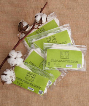 High quality Aegean long fiber organic cotton for everyday use. 100% Organic, 100% Vegan
