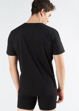 Men's TENCEL Modal Short-Sleeve Basic T-shirt