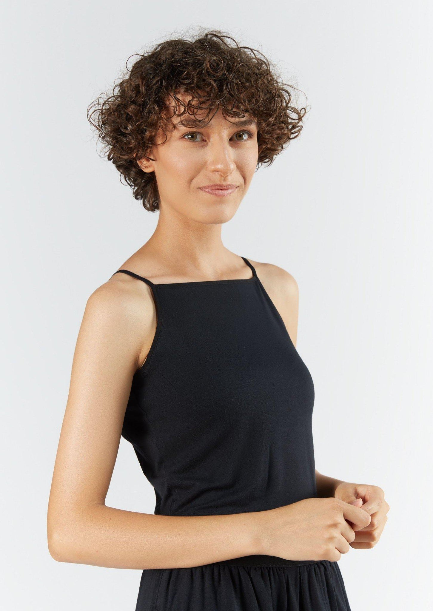 Modal Lite Extra Soft Camisole Top with Built-in Bra