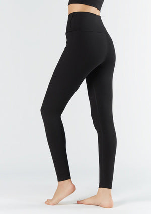Organic Cotton Full-Length Leggings