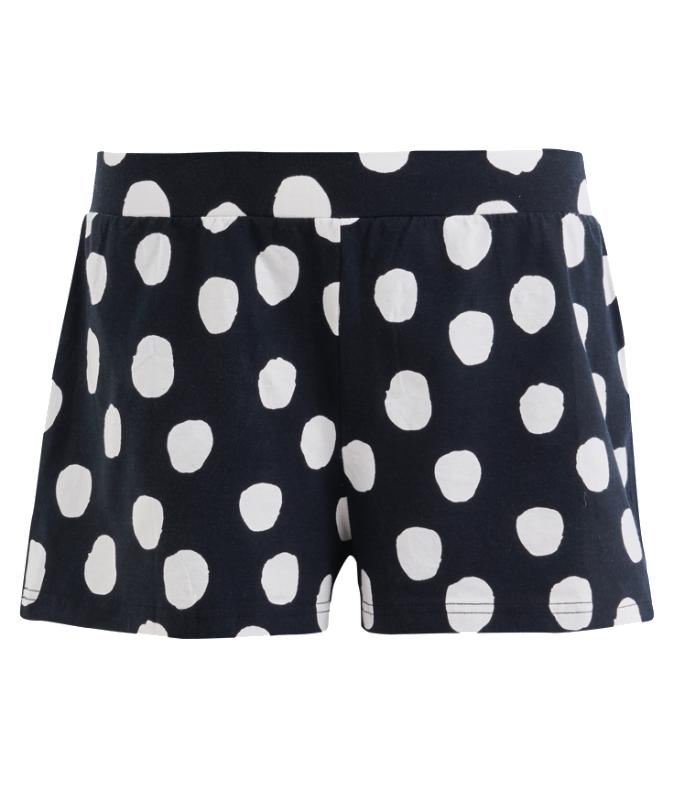 High quality shorts for women, made of GOTS certified organic cotton. Dot by Rich&Vibrant.