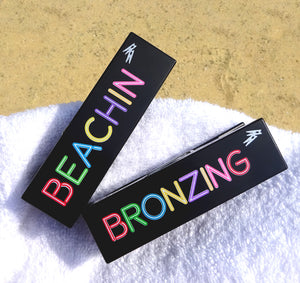 Beachin Bronzing Towel Clips