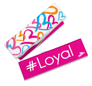 #LOYAL Towel Clips