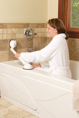 Medium Pivot Grip Telescoping Portable Grab Bar