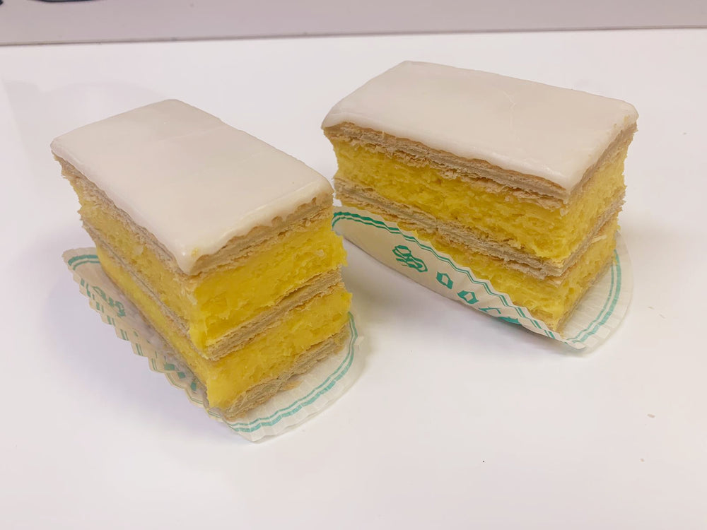 Custard Slice (Not Available Monday)