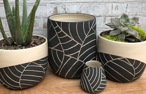 Five Gorgeous Handmade Planters & Pots - Handmade Finds