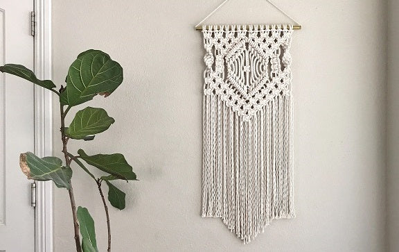 Macrame Wall Hangings - Handmade Finds