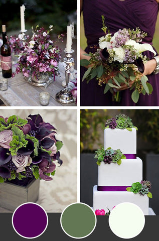 10-Fall-Wedding-Colors_Purple-Green-White