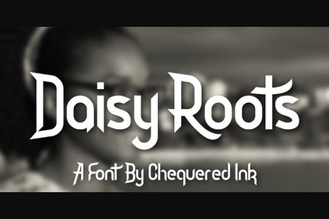 Daisy-Roots-Vintage-Style-Free-Font