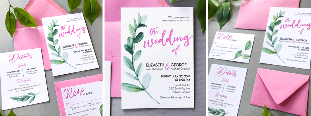 Miranda-Suite-Web-Banner_Pink-and-Green-Watercolor-Leaves-Wedding-Collection