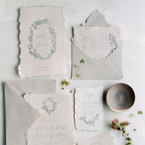 Organic Edge Paper-by Idyll Paper