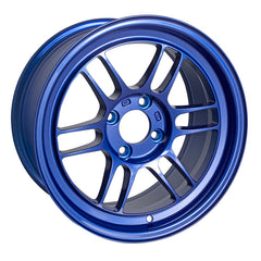 Enkei RPF1 18x10.5 15mm Offset 5x114.3 73mm Bore Victory Blue Wheel