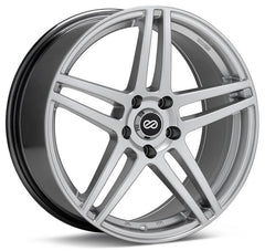Enkei RSF5 18x8 40mm Offset 5x108 72.6mm Bore Hyper Silver Wheel