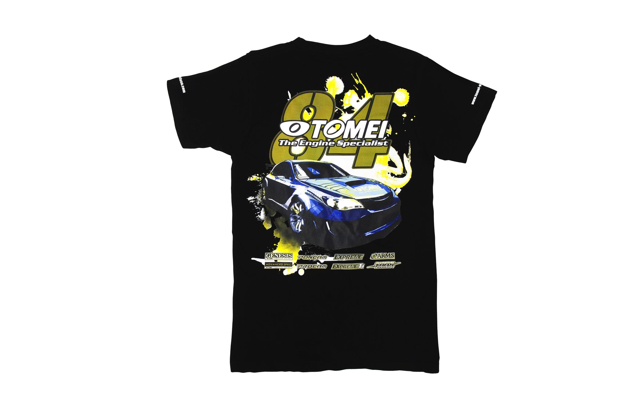 Tomei T-SHIRT SUBARU 2013 BLACK  XL