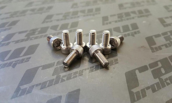 Nubis Coilpack Cover Bolt Kit - RB20 RB25
