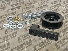 CWC Billet LS Alternator Kit for Nissan RB20 RB25 RB26