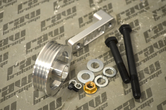 CWC Billet Alternator Kit for Nissan RB26 RB25 RB20 engines