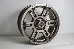 Enkei Commander 18x8.5 25mm Offset 5x150 110mm Bore Bronze Wheel