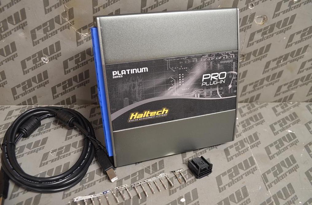 Haltech Platinum PRO Plug-in ECU for Nissan R32 R33 RB20 RB25 RB26 HT055101
