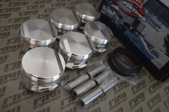 JE Forged Pistons 86.0mm 8.2:1 CR for Nissan RB26DETT
