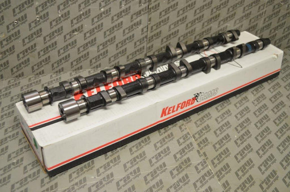 Kelford 246-A2 Camshafts 262/272 dur 9.3mm for R33 RB25DET NVCS