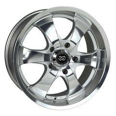 Enkei M6 18x8.5 30mm Offset 6x135 87mm Bore Mirror Finish Wheel