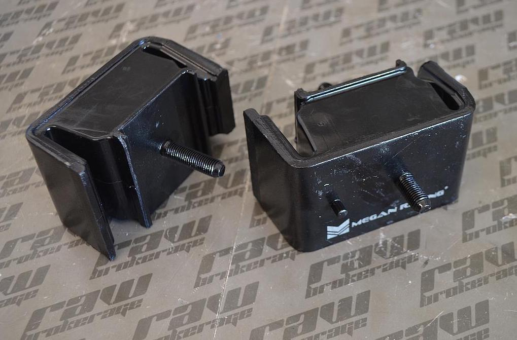 Megan Racing Harden Engine Mounts - Nissan Skyline RB20 RB26 (Non-Hicas)