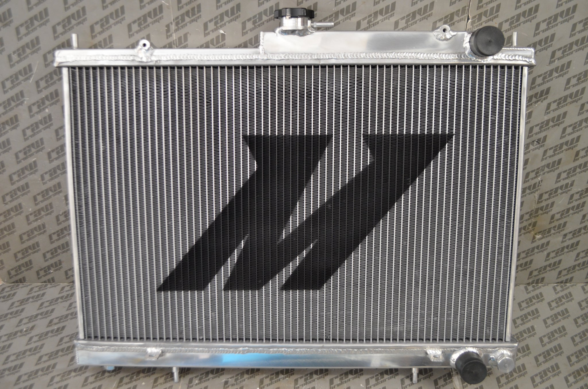 Mishimoto Nissan S13 240SX Performance Aluminum Radiator for KA & RB