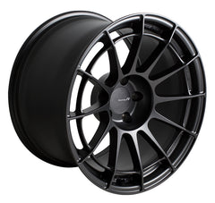 Enkei NT03RR 17x7 48mm Offset 5x114.3 75mm Bore Matte Gunmetal Wheel