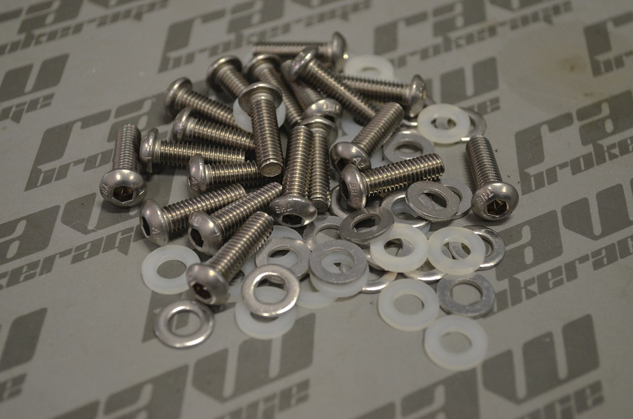 Nubis Valve Cover Bolt Kit - RB20 RB25 RB26