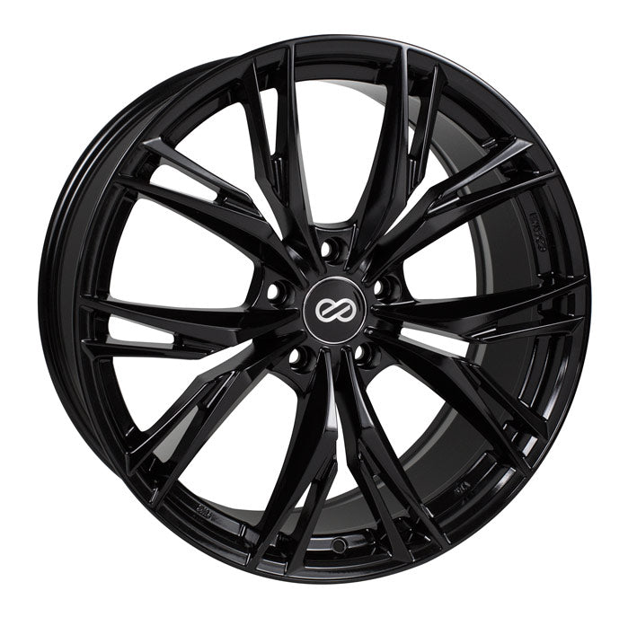 Enkei Onx 18x8 40mm Offset 5x110 72 6mm Bore Black Wheel