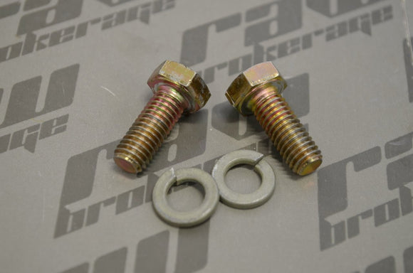 Nubis Oil Pick-Up Tube Bolt Kit RB20 RB25 RB26 RB30