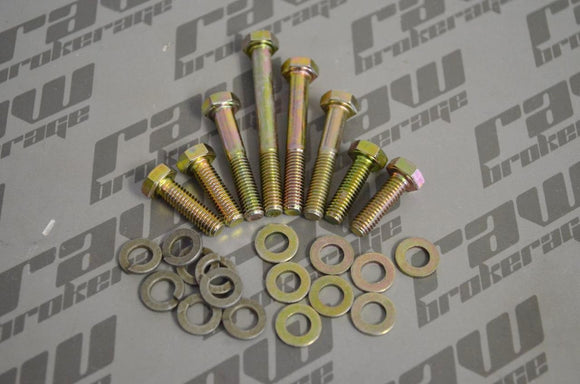 Nubis Oil Pump Bolt Kit RB20 RB25 RB26